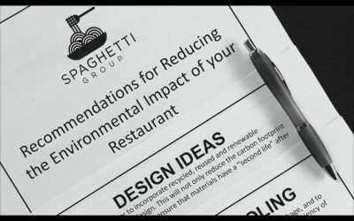 Reducing the environmental impact of your restaurant fit-out