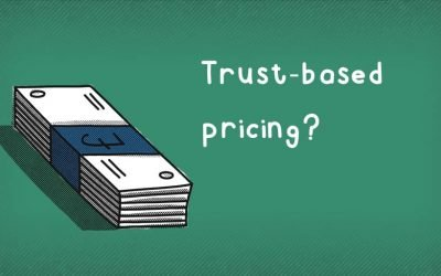 Introduction to trust-based pricing