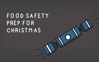 Five steps for a food-safe festive period