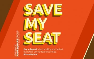 #SaveMySeat Campaign