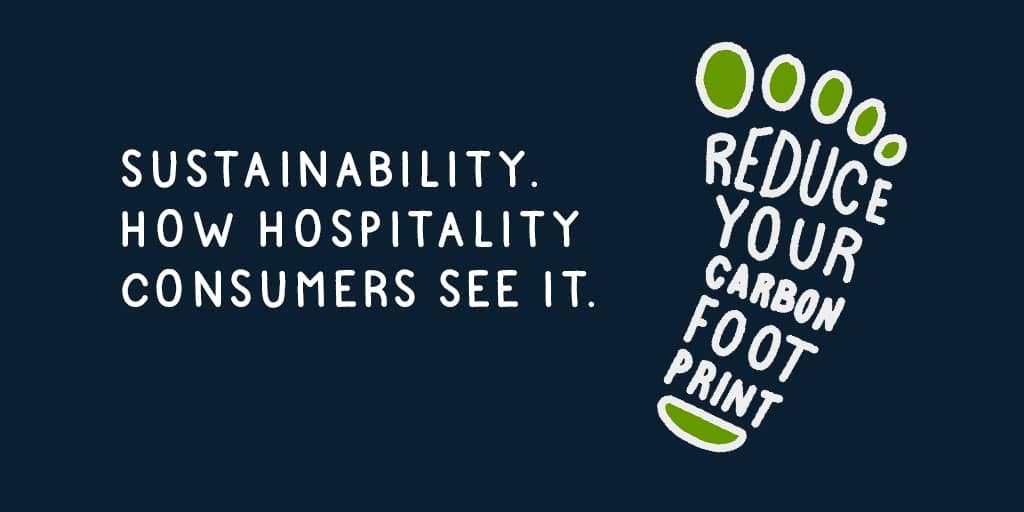 How important is sustainability to hospitality consumers?