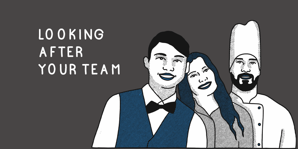 Looking after your team